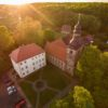 Die Klosterkirche in Marienborn.