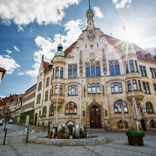 Rathaus Helmstedt