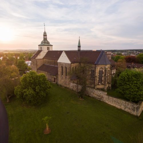 Klosterkirche St. Marienberg