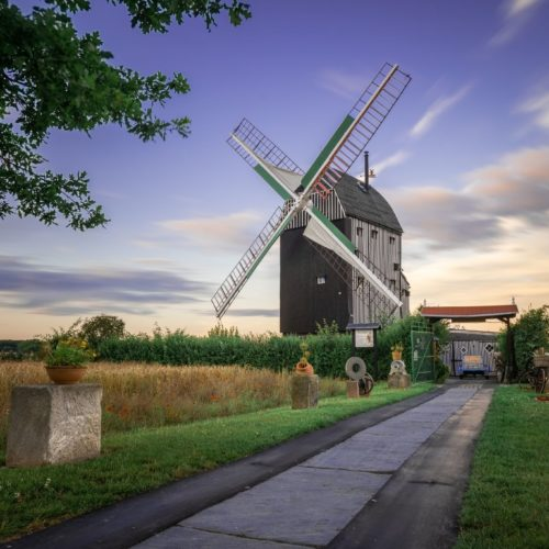 Flügelmühle Eimersleben